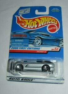 Hot Wheels 2000-065 Deora II 5 of 36 First Edition 1:64 Scale Mattel