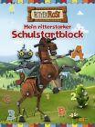 Ritter Rost Schulstartblock (2013, Taschenbuch)