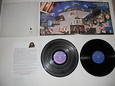 Moody Blues Caught Live + 5 1977 RCA Rare USA London EXC Press Ultrasonic CLEAN