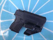 Springfield Xd-s 3.3 9mm, 40, 45 Acp  Iwb Kydex Holster