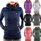 Stylish Women Casual Long Sleeve Hoodie Sweatshirt Pullover Sweater Tops S-XL