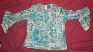 Womens Classic Fiorlini Brand Casual Floral Pullover To