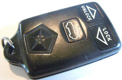 OEM Chrysler Plymouth Dodge Factory Keyless Remote Fob 04469341 GQ43VT7T Trunk