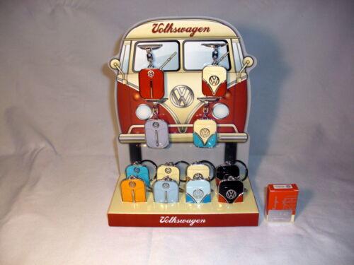 VW pretzel llavero escarabajo Design auto volkswagen boxer rojo