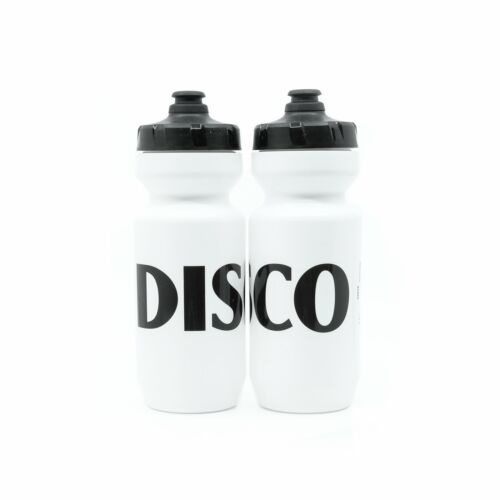 White BBUC Disco Bidon