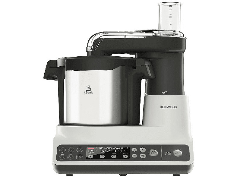 Kenwood Robot de cocina KCook Multi CCL401WH, 6 programas