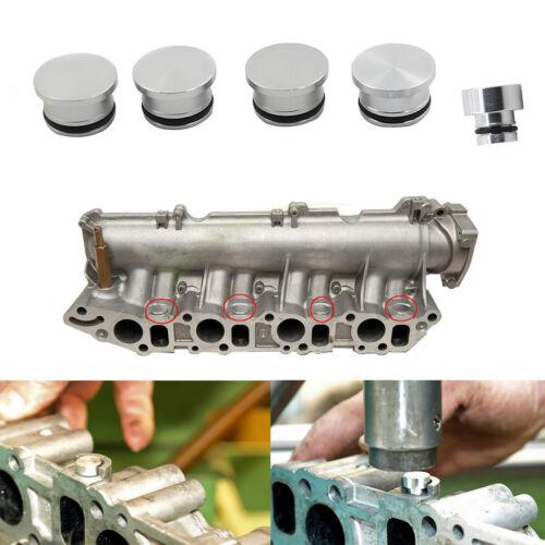 Swirl Flap Kit Manifold For 55206459 SAAB Opel Fiat Alfa Romeo Z19DTH Blanks Cap