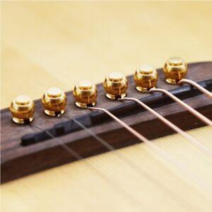 6Pcs-Brass-Bridge-Pins-For-Acoustic-Guitar-Replacement-Instrument-Parts-Golden