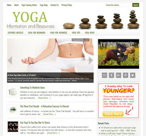 YOGA-TIPS-amp-ADVICE-niche-blog-website-business-for-sale-w-AUTO-CONTENT
