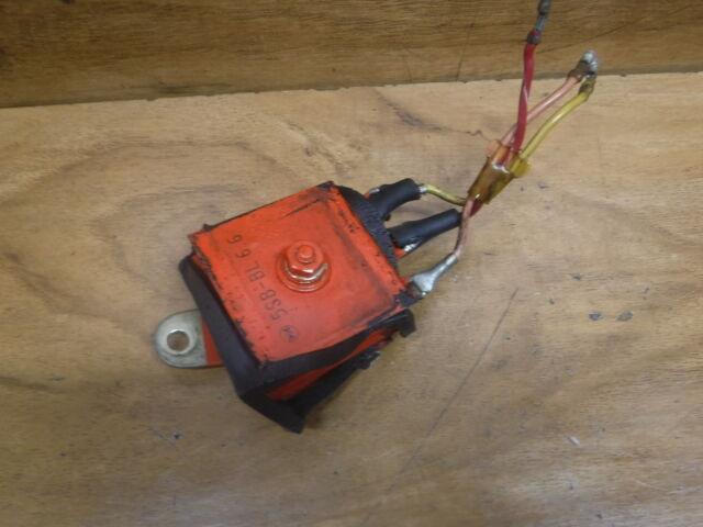 2/ 1966 66 honda ct90 ct 90 oem rectifier voltage regulator