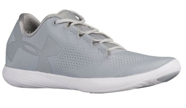 Under Armour Women s Street Precision Low Training Shoes Size US 6.5 M Gray 4a8f1e37b