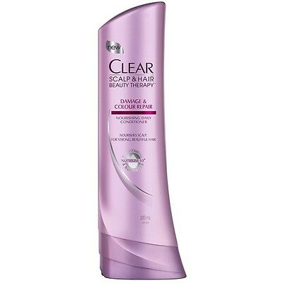 Clear Cond Damage & Colour Repair 200Ml NEW Cincotta Chemist