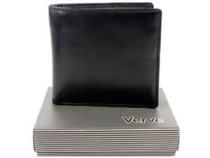 Mens-Quality-Leather-Bi-Fold-Wallet-by-Mala-Verve-Collection-Gift-Boxed-Black