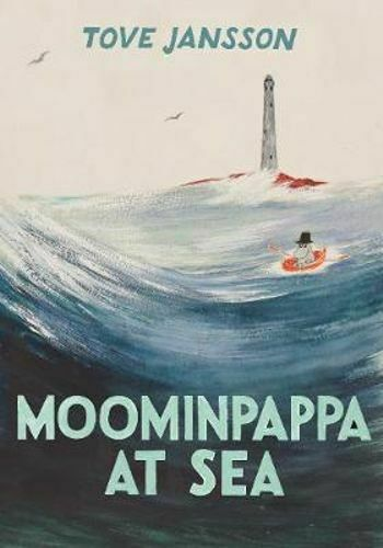 NEW Moominpappa at Sea By Tove Jansson Hardcover Free Shipping