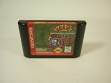 IZZY'S QUEST FOR THE OLYMPIC RINGS - Sega Genesis - TESTED - Game Cartridge - !!