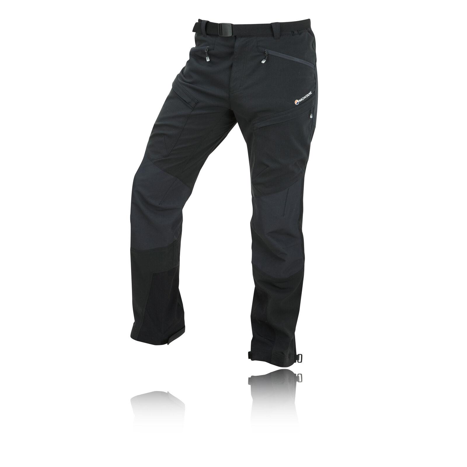Montane Uomo Blu Super Terra all'aperto Pantaloni Gamba Corta Sport