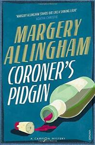 Coroner-039-s-Pidgin-by-Margery-Allingham-NEW-Book-FREE-amp-Paperbac