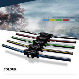 Cycling-MTB-Mountain-Bike-Bicycle-Foldable-Aluminum-Alloy-Handlebars-Replacement