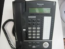 Panasonic Kx T7633 Business Phone With Backlit Display And Headset Connector