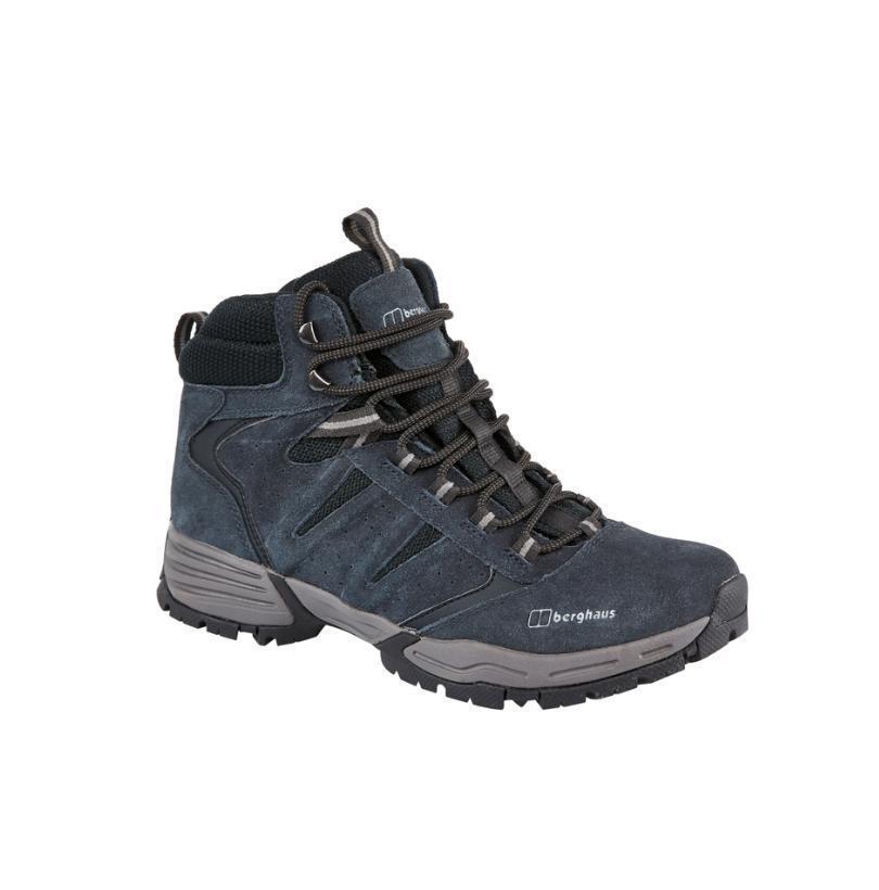 Berghaus Expeditor AQ Trek Men's Hiking Boot 21612/X10 Dusk/Pearl Grey NEW