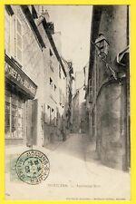 cpa MOULINS sur ALLIER Ancienne Rue FOURNITURE pour BOULANGERIE Jean RONDET