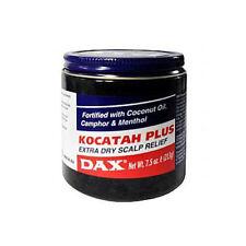 Dax Coconut Oil & Tar Oil Kocatah For Dry Scalp Dandruff Itching Pomade 7.5 oz