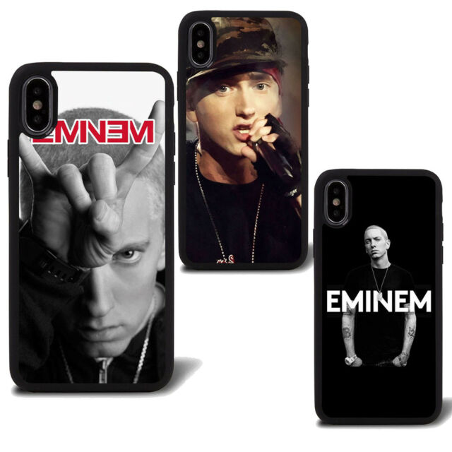 Eminem Slim Shady Soft Silicone Phone Case Cover for iPhone6 7 8 X XR XS Plus