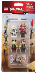 Samurai X 2 Himmelspiraten NEU OVP 853544 Zubehörset 2016 Zane LEGO® Ninjago