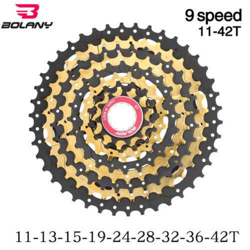 VIARON Cassette 9S 11-50T//46T//42T//40T//36T//32T//28T MTB Mountain Bicycle Freewheel