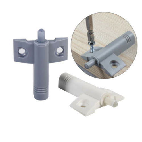 10 PCS.// Set Cabinet Door Window Stop Damper Kitchen Drawer Lock Close Tool