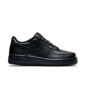 Nike Air Force 1 GS Black Art.314192009