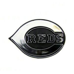 MLB-3D-Cincinnati-Reds-Auto-Chrome-Emblem-Decal-Sticker-Car-Truck-SUV-TRUCK