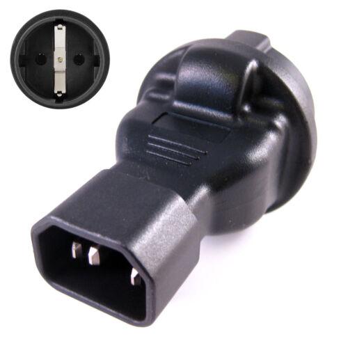 Schutzkontakt Stecktdose für Schaltschran 16A 250V ~ von SURSUM SD230 weiss grau