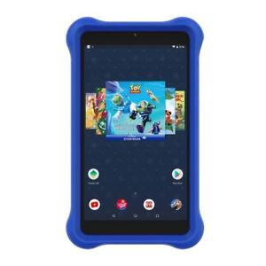 "Packard Bell M7600BL 7"" Disney Edition airBook Kids Tablet Blue"