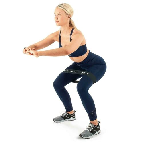 Home Proworks Resistance BandsSet Of 4 Heavy Duty Fitness Exercise