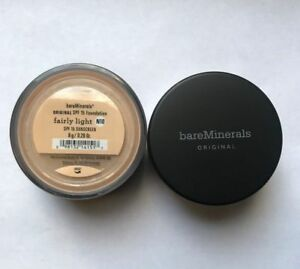 Bare-Minerals-Escentuals-SPF-15-Foundation-Fairly-Light-N10-8g-XL-PACK-OF-TWO