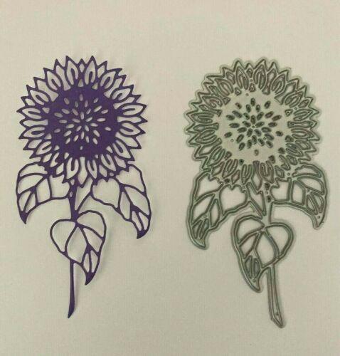 Flower Flower/'s cutting dies metal die cutters Stencil UK seller