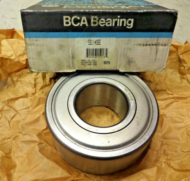 BCA Bearings 5204KE Ball Bearing