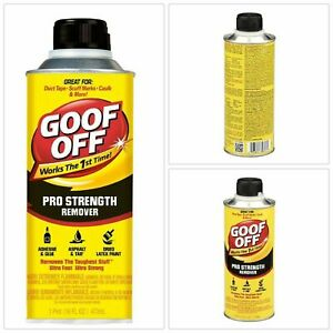 Details about Professional Strength Remover 16 Oz  Liquid Paint Thinner  Solvents Cleaners New