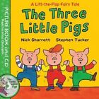The Three Little Pigs by Stephen Tucker, Nick Sharratt (Mixed media product, 2016)