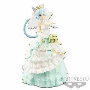 Sword-Art-Online-Code-Register-EXQ-figure-Wedding-Sinon-prize-SAO-GGO-all-one