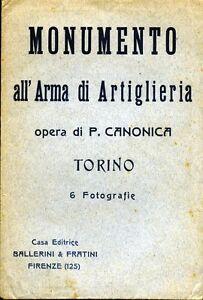 WERBUNG-1946-034-MONUMENTO-all-039-Arma-di-Atiglieria-opera-di-P-CANONICA-TORINO