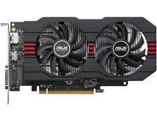ASUS Radeon RX 560 2GB OC Edition GDDR5 DP HDMI DVI AMD Graphics Card (RX560-O2G