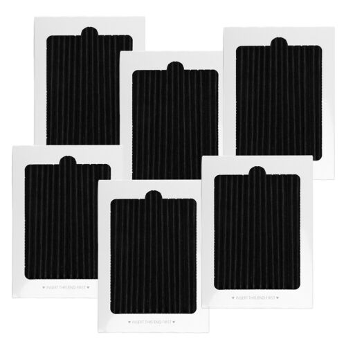 6 x Refrigerator Air Filter Activated Carbon Filter Relace for Electrolux Fridge