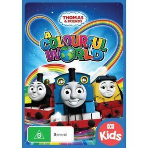 Thomas & Friends: A Colourful World DVD