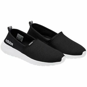 Details about adidas NEO Women's Lite Racer Slip On W Casual Sneaker (9.5 B(M), Black 9.5 M US