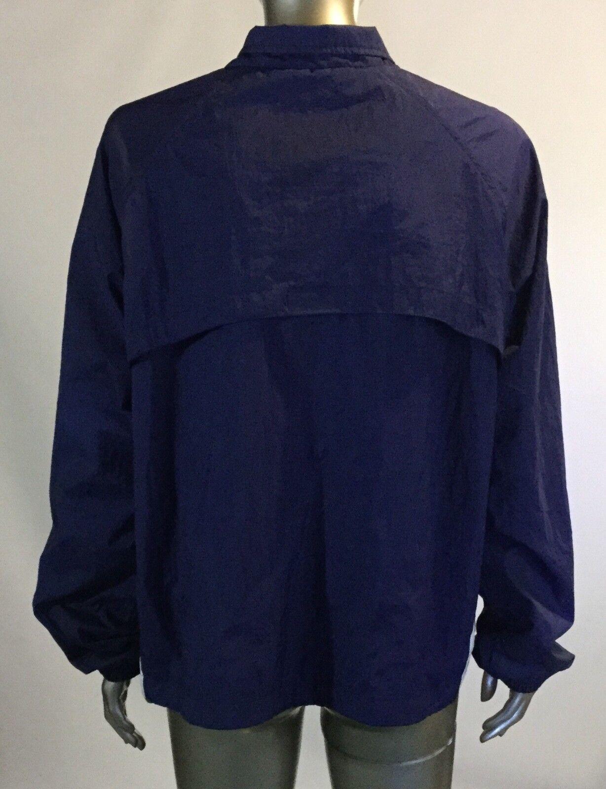 Rayures Adidas Veste 90 Avec Vent Vintage Fermeture Années Coupe nwfxH7t0q