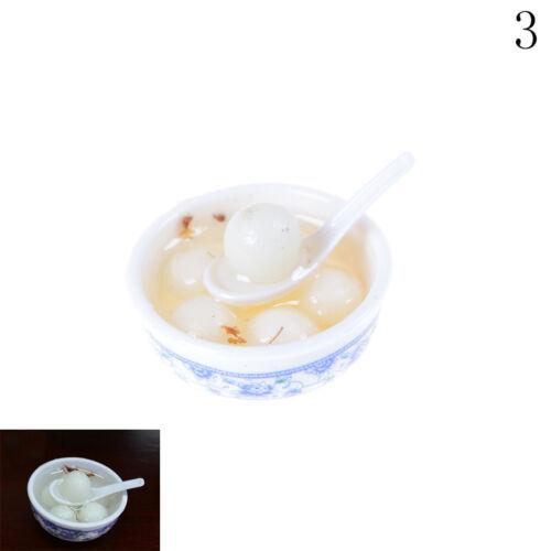 1:6 Scale Dollhouse Miniatur Chinesisches Spiel Lebensmittel Spielzeug  NPM jg