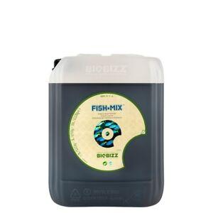 BioBizz Fish-Mix Pflanzen Dünger 500ml 1L 5L 10Liter Bio grow Biologisch Anzucht