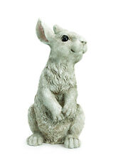 Standing Bunny Rabbit Animal Garden Statue Lawn Decor